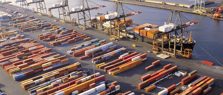Rhody Transportation And Warehousing Ports Served